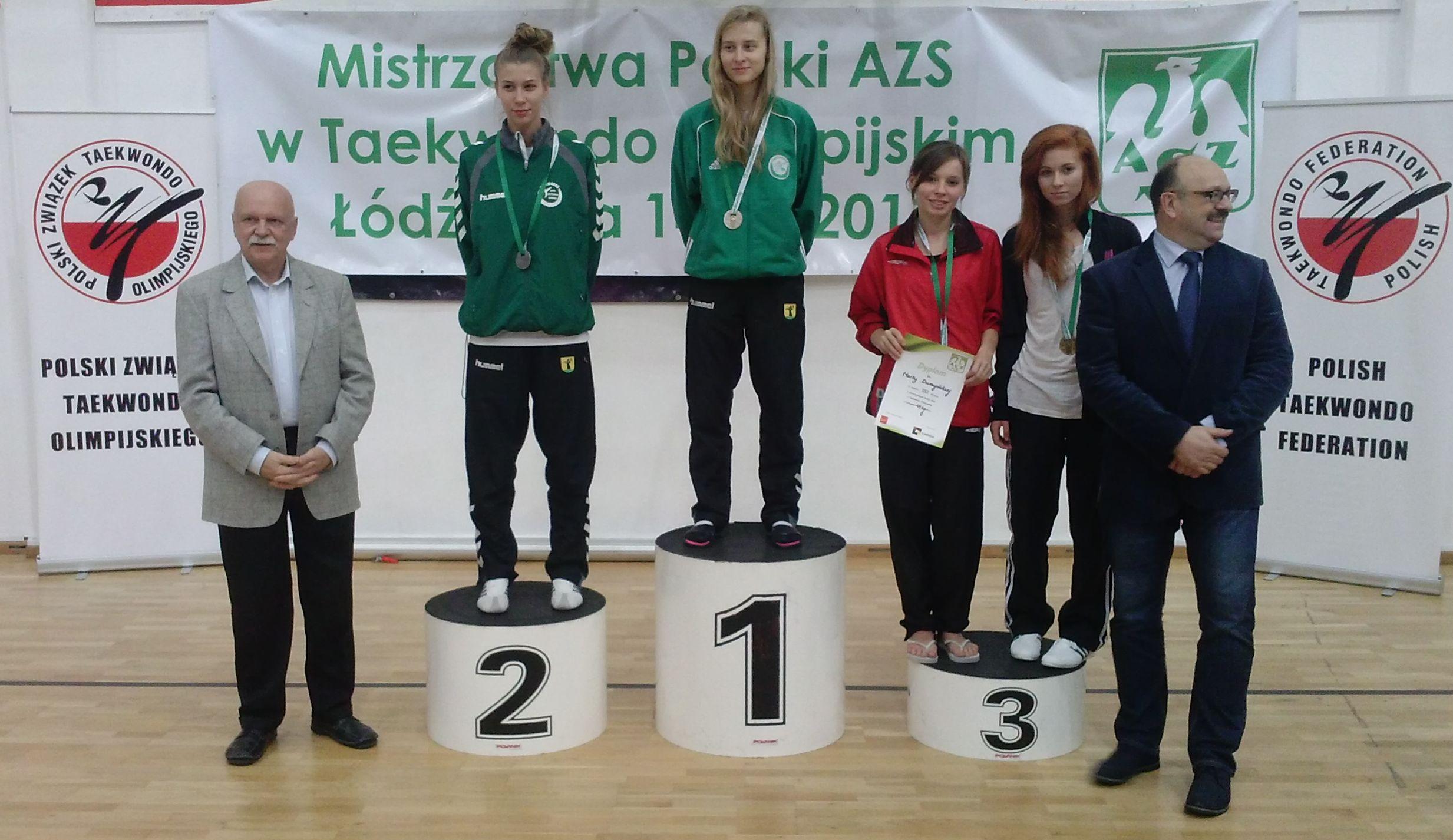 Marta Durzyńska III miejsce kat. -49 kg